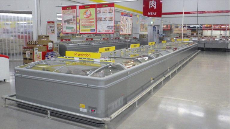 麦德龙日本 现购自运超市